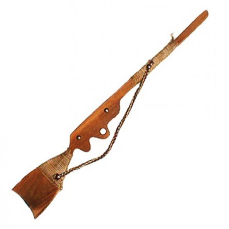 Ружье из дерева для ребенка