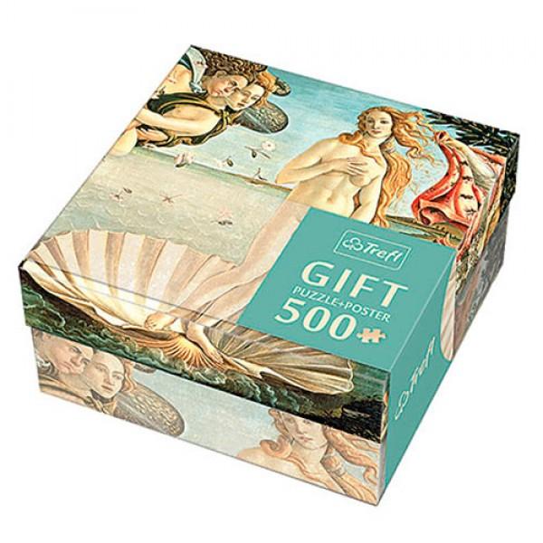 44898 500 Gift - Народження Венери / Trefl