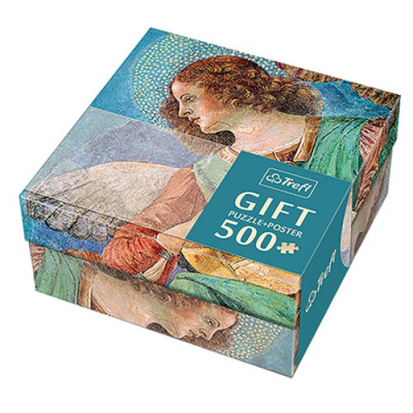 44893 500 Gift - Ангельський Музикант / Trefl