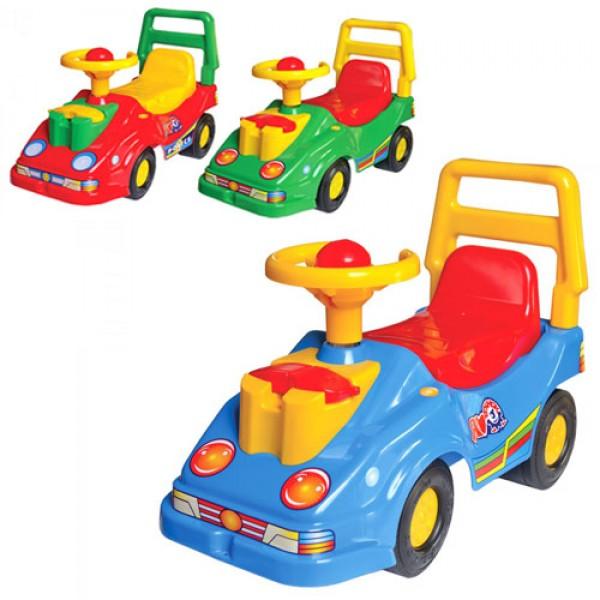 15356 Автомобиль для прогулок 57×47×26 см ТехноК 2490