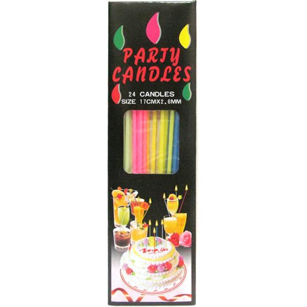 29809 9204 Набор свечей для торта