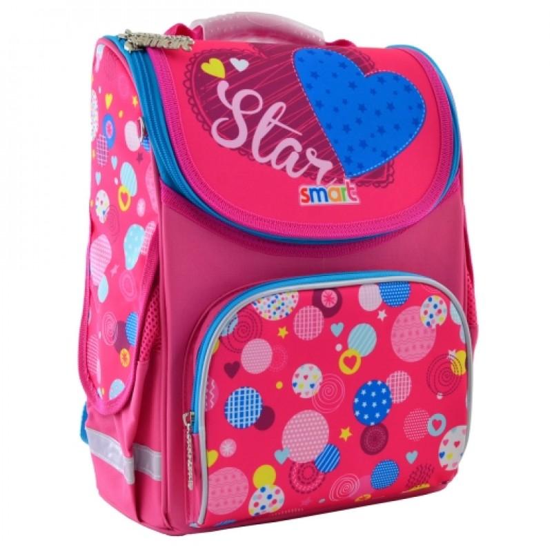 """79790 Рюкзак шкільний, каркасний PG-11 """"Сolourful spots"""""""