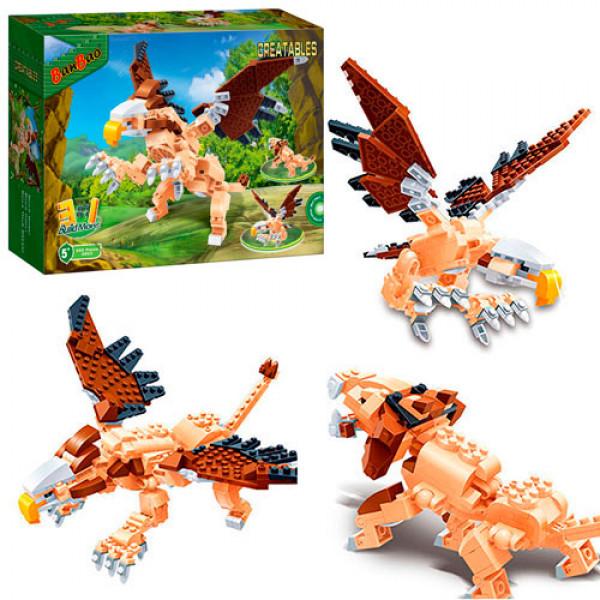 Banbao конструктор динозавр