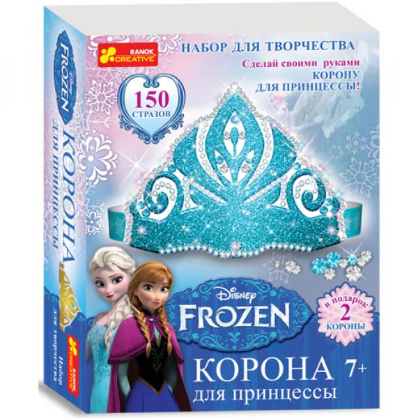 """17257 8090 Корона для принцеси """"Фрозен"""" 14162023Р"""