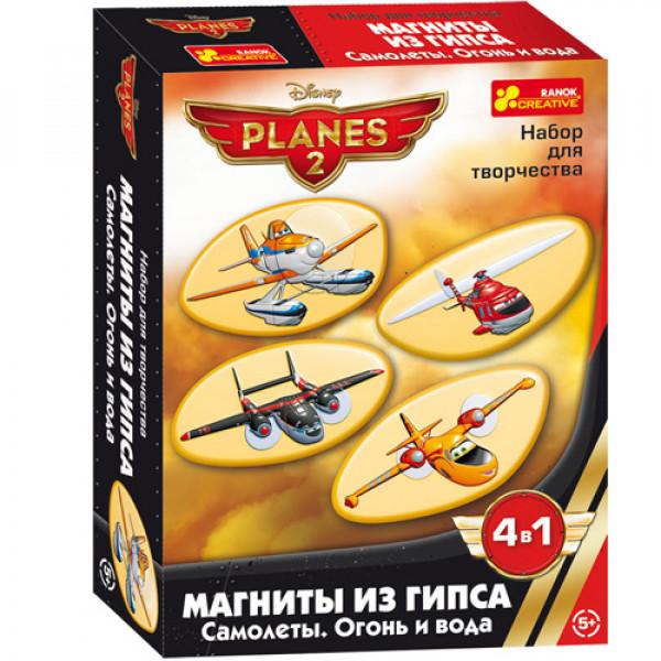 """15075 4022 Гіпс на магнітах Дісней """"Літачки. Вогонь та вода"""""""