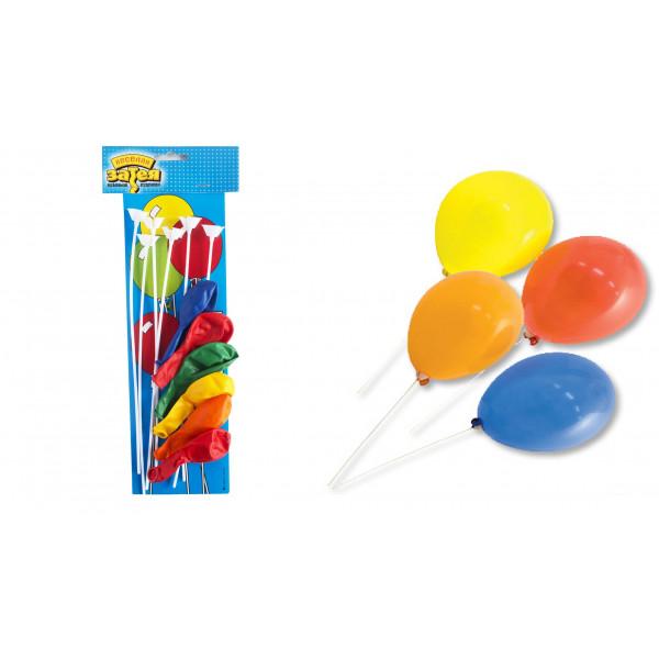 26643 1111-0054 Набір кульок з тримачом 6 од.