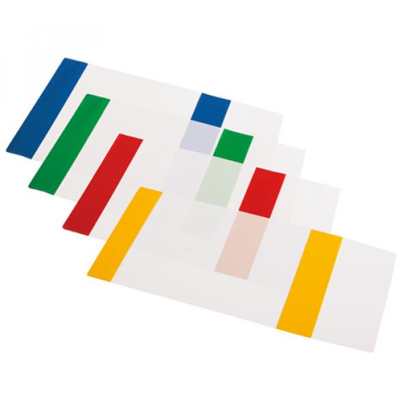 3583 01-5113-0 Обложка для дневников/тетрадей А5 с клапаном (PVC)