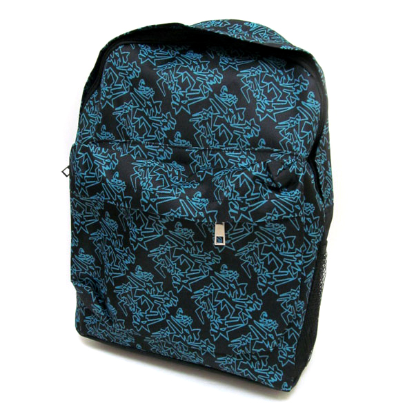 """31413 DSCN0603-B Рюкзак з кишенекю """"Зігзаги"""", 42х30х13см"""