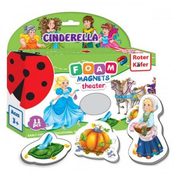 16989 Magnetic theater Cinderella RK2102-01