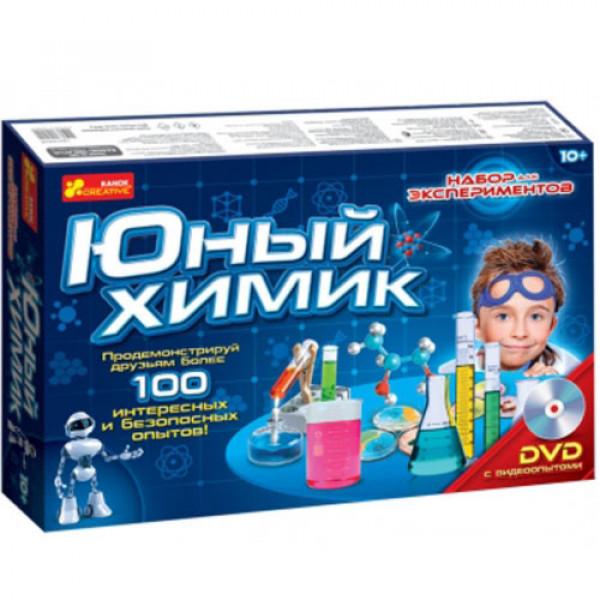"""6842 0306 Набор """"Юный химик"""" 12114001Р"""
