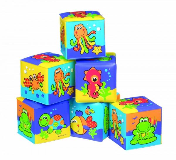 32894 0181170 — Кубики для ванної (від 6 міс)