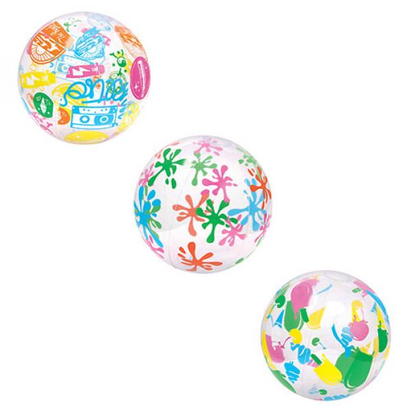 1802 BW Мяч 31036 (36шт) 51 см (3 вида)