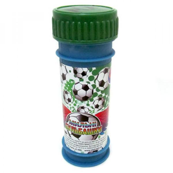 """24222 M24 Мильні бульбашки """"Футбольні м'ячі"""""""