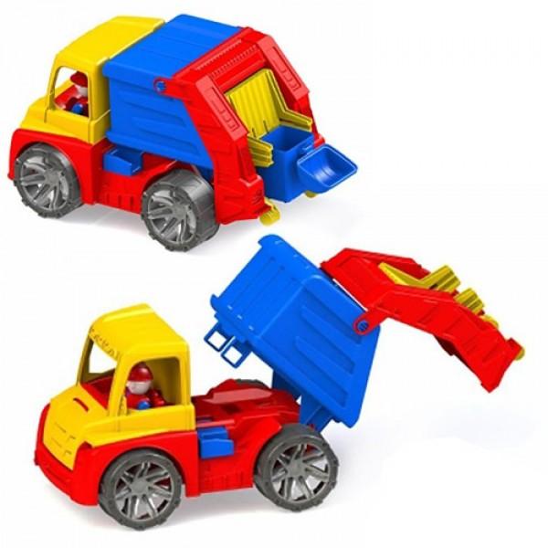 18488 Автомобиль  М4 мусоровоз ОРИОН 300 (290x160x170 мм)