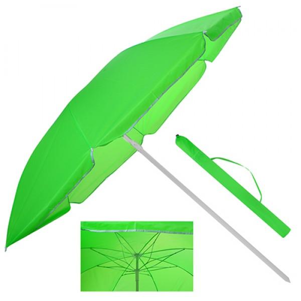 73652 Зонт пляжный ромашка d1.8м MH-2685 (12шт)