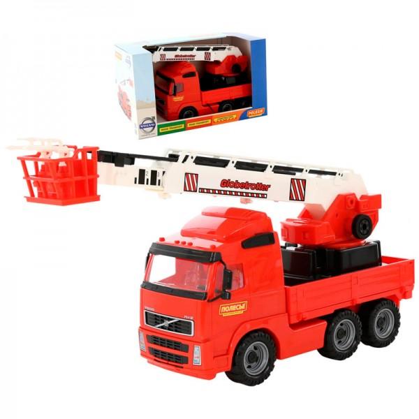 """122011 """"Volvo"""", автомобіль пожежний (в коробці)"""