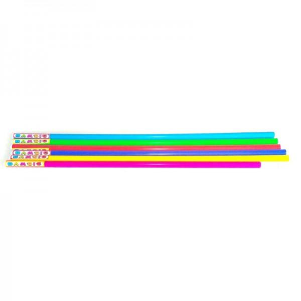 59462 Гімнастическая палочка № 5 (длина 110см, диам 2,7см) 0355 Бамсик