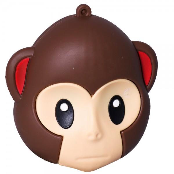 103759 Emoji Series Power Bank Face smile — 8800 mAh(Monkey 2)