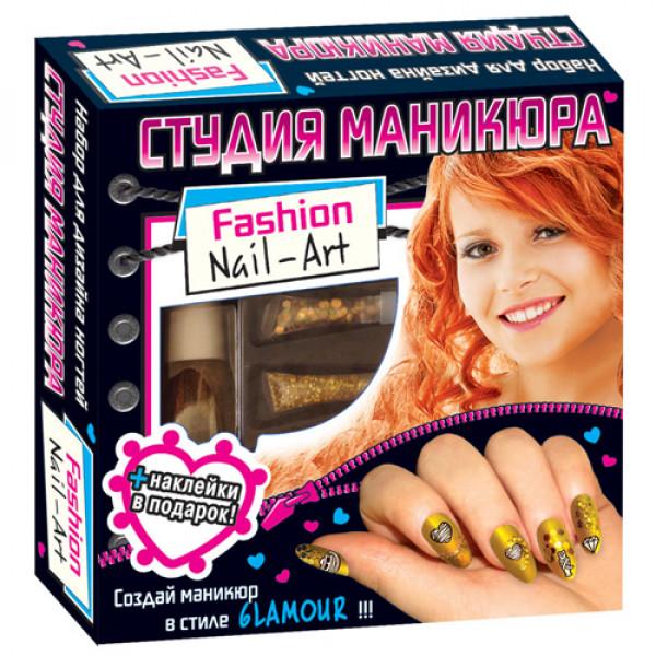 """14964 5652 Набір для дизайну нігтів """"Гламур"""" 14100163"""