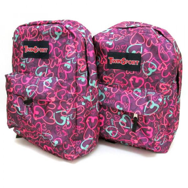 21690 9008-4 Рюкзак с карманом