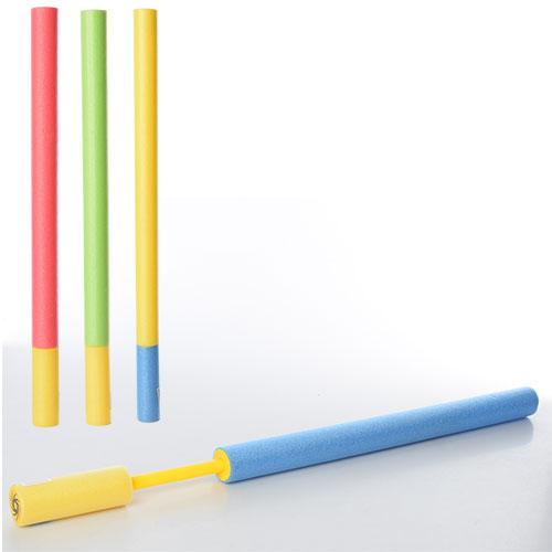 Водяной насос M 0862  60см,  диам.4см,  4 цвета