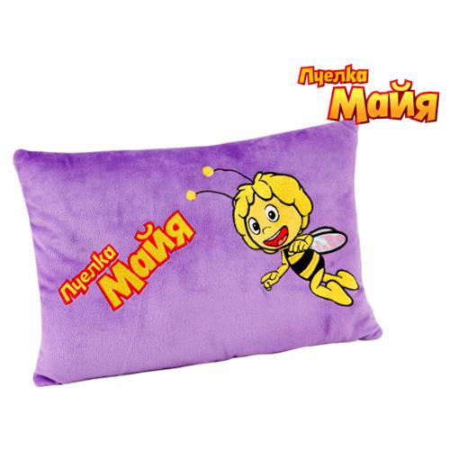 Подушка GT 6459 (32шт) Пчелка Майя,  в кульке,  30-20см