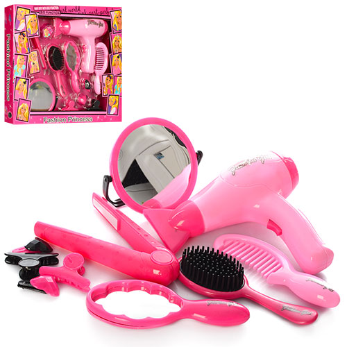 Набір перукаря HC111A фен,  дзеркало,  гребінець,  заколочки,  кор.,  35, 5-30, 5-5 см .